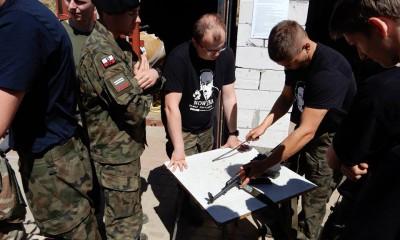 Szkolenie z obsługi broni palnej