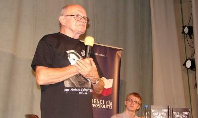 Janusz Niemiec z Autorem