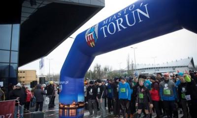 Bieg Tropem Wilczym w Toruniu
