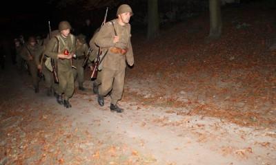 Nocny Marsz Śladami Strzelców Kaniowskich
