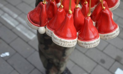 Bieg Świętych Mikołajów