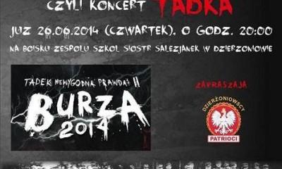 Koncert Tadka