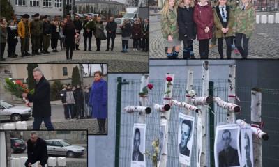 """Obchody """"Narodowego Dnia Pamięci Żołnierzy wyklętych"""" w Błaszkach"""