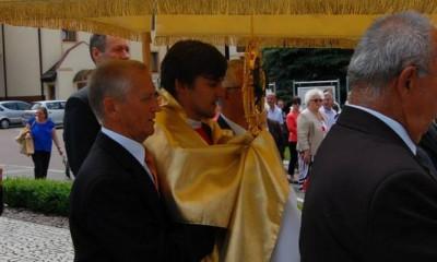 Obchody Bożego Ciała w Toruniu