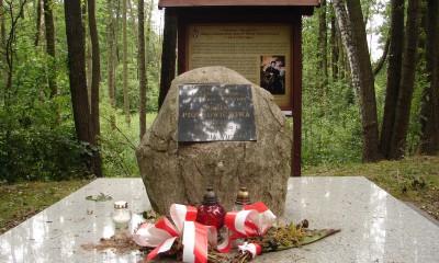 Miejsce śmierci Marii Piotrowiczowej