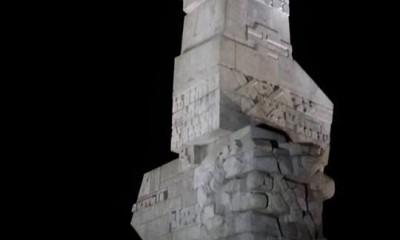Aleksandrowscy Strzelcy na pogrzebie Inki i Zagończyka